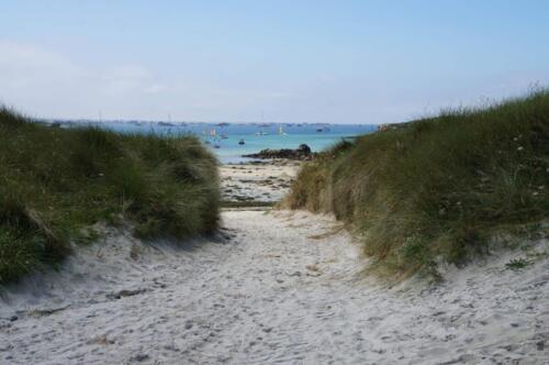 Strand der Ile de Batz
