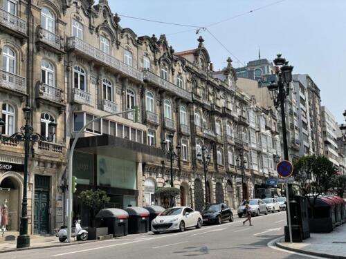 Architektur Vigo