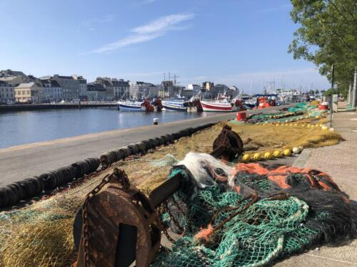 Fischereihafen Cherbourg