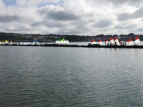 Segelschule in Brest